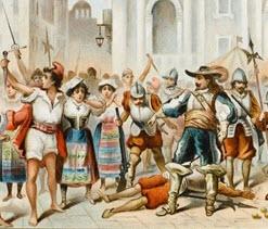 La muette de Portici Opera Riot