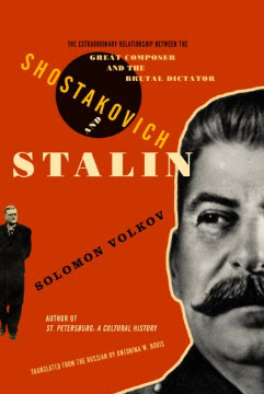 Book: Shostakovich and Stalin
